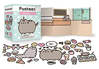 Pusheen the Cat a Magnetic Kit