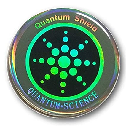 Amazon.com: Anti Radiation Quantum Shield Sticker EMF Blocker Protection from Cell Phones and Electronic Devices WiFi (1piece): Sports & Outdoors