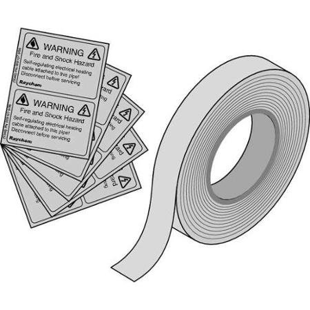 Raychem H903 Heating Cable Application Tape WLM