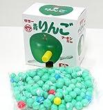 玉出しガム 青リンゴ味 10円 120付【駄菓子】
