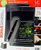 Boogie Board Jot 8.5 eWriter plus Bonus Folio Cover & Executive Stylus (Black)