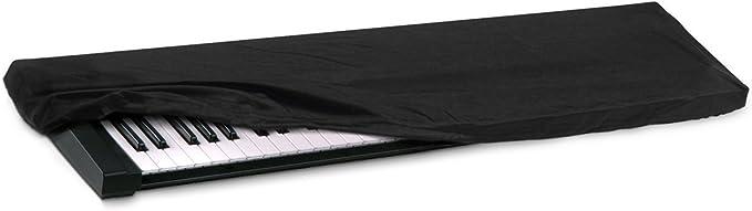 HQRP Coaster HQRP Elastic Keyboard Dust Cover compatible with Casio CTK-900 LK-160 LK-200 LK-200S LK-210 LK-215 LK-230 XW-P1 Digital Piano Synthesizer