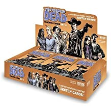 Cryptozoic 2013 Walking Dead Comic Book Trading Cards Series 2 Factory Sealed Box of 24 Packs