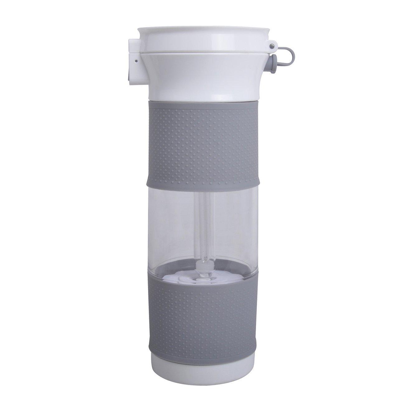LasVogos Tragbare Größe Gesundheit Wasser Generator ORP-Wasser-Filter-Flasche Hoch Sterilisation Wasseraufbereitungssystem Cup mit elektrischem