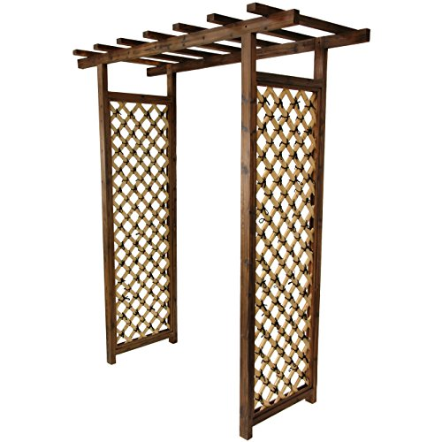 Oriental Furniture Japanese Bamboo Garden Gate ()