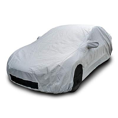 CarsCover Custom Fit Tesla Model 3 Car Cover Heavy Duty All Weatherproof Ultrashield Covers: Automotive