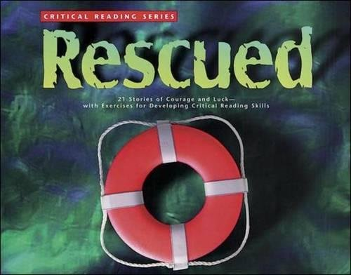 Critical Reading Series: Rescued Critical Reading Fiction