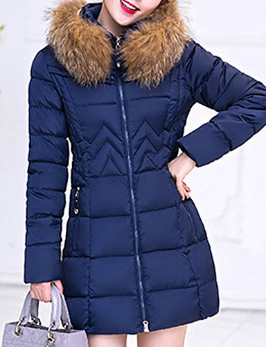 Winter With Plus for TT S Fur Down Collar xl Large Thickening Long girl Outerwear Duck Size Women Plus Coat jacket 4XL amp;SHANGYI Hot down Jacket Parka EYYwgqOT