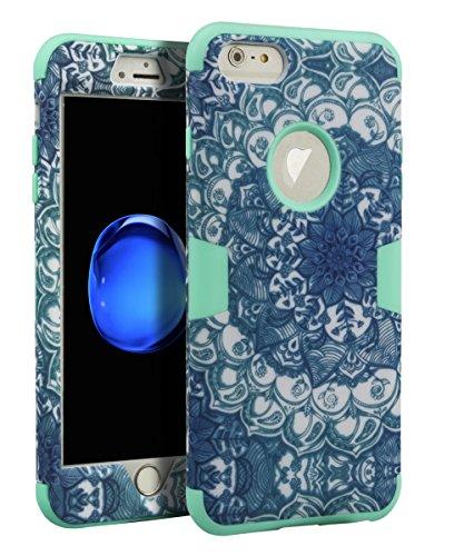 iphone 6 3in1 hard hybrid case - 5