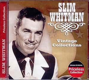 Vintage Collections Series Slim Whitman Rudolf Friml