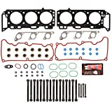 Evergreen HSHB8-20702 Cylinder Head Gasket Set Head Bolt