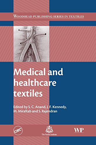 Download Medical and Healthcare Textiles (Woodhead Publishing Series in Textiles) Pdf