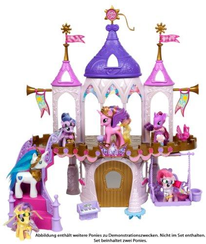 My Little Pony Royal Wedding Castle Playset Amazoncouk Toys Games