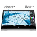 2020 Newest HP Pavilion x360 2-in-1 Convertible 14″ HD Touch-Screen Laptop, 10th Gen Intel Core i3-1005G1(Up to 3.4GHz, Beat i5-7200U), 8GB RAM, 1TB SSD, Webcam, WiFi, HDMI, Win10, w/GM Accessories