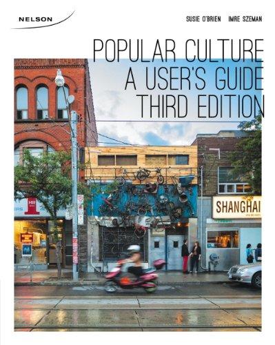 Popular Culture : a User's Guide