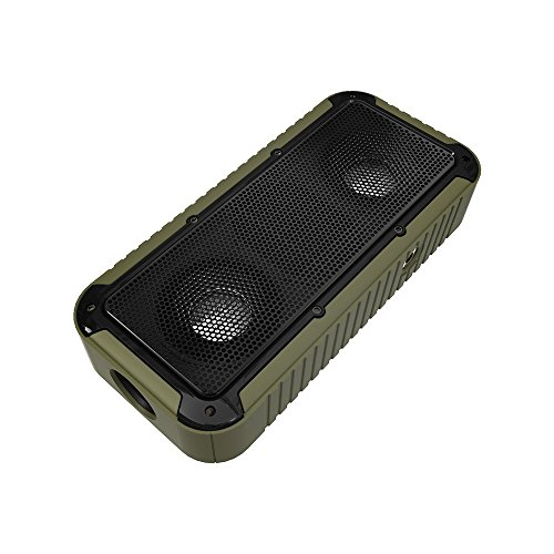 VIOTEK Clout: Waterproof Bike Light with a Universal Mount; Has Bluetooth Speakers for Playing Music & Answering Calls (Best 250 Trail Bike)
