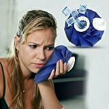 AZMED Ice Bag - Hot and Cold Reusable Ice Bags