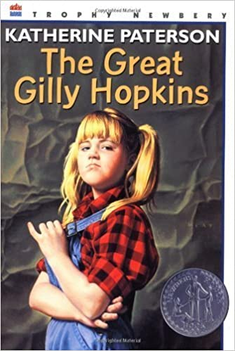 Book The Great Gilly Hopkins by Paterson, Katherine published by HarperCollins (2004)