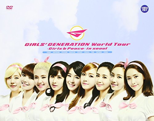 Girls\\\' Generation - World Tour [Girls & Peace in Seoul] (Asia - Import, NTSC Format, 2PC)