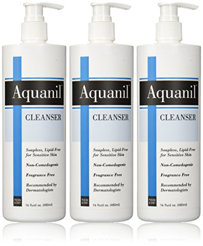 Aquanil Cleanser 16 Fl. Oz., 3 Count