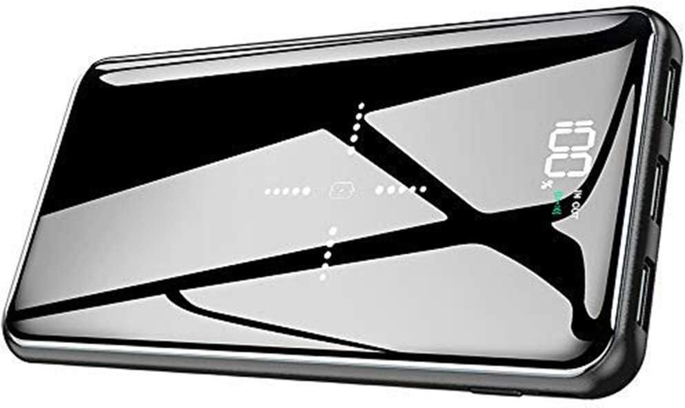 大容量モバイルバッテリー qi 25000mAh(ワイヤレス充電器 )