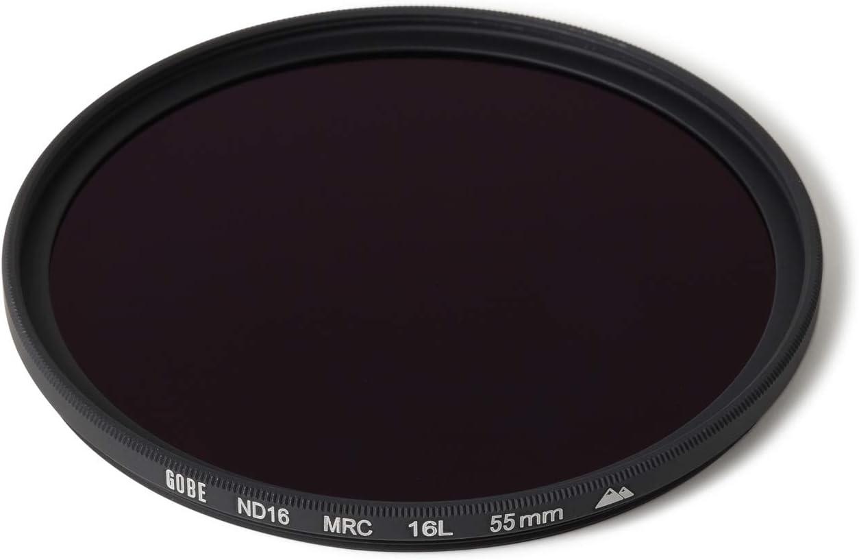 2Peak Gobe 62mm ND16 ND Lens Filter 4 Stop