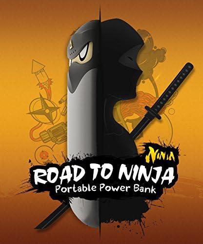 Ninja Power Bank Portable Charger Battery Pack