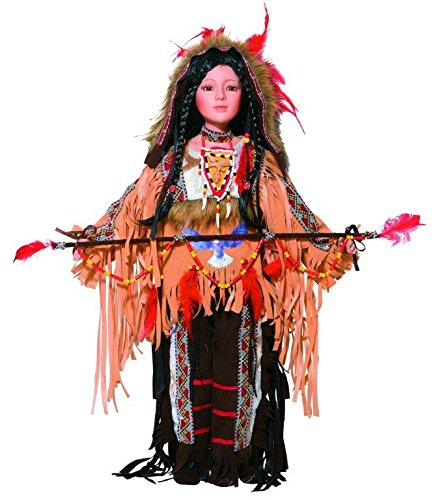 - Golden Keepsakes Collectible Heirloom Native American 28