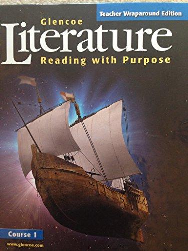 Glencoe Literature (Course 1): Teacher Wraparound Edition