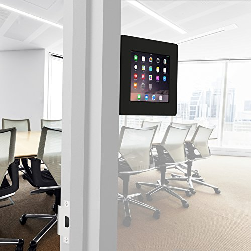 VidaMount iPad 2/3/4 Black Home Button Covered Fixed Permanent Glass Mount [Bundle] by VidaMount (Image #9)