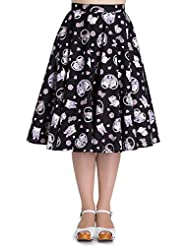 New Hell Bunny Amelia 50's Retro Skirt
