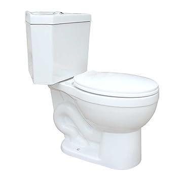 White Porcelain Round Space Saving Dual Flush Corner Toilet   Renovator s  Supply. White Porcelain Round Space Saving Dual Flush Corner Toilet