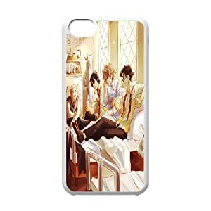 Cheap Series, IPhone 5C Case, Marauders2 Case for IPhone 5C [White]