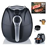 GoWISE USA 3.7-Quart Dial Control Air Fryer, GW22622