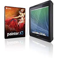Corel Painter X3 & Modbook Pro [Mac OS X] 2.9GHz i7, 16GB RAM, 1.5TB Mobile Storage, FW800 Shuttle