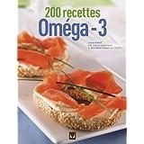 200 recettes Oméga-3