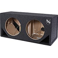 Sound Ordnance BB122-175V Double 12 Vented Box 1.615 cu.ft (x2)