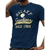 LeRage Shirts Galaxy Guardians Since 1969 Men's Navy Large