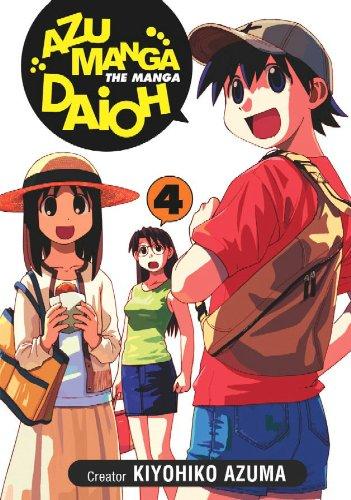 Download Azumanga Daioh, Volume 4 pdf epub