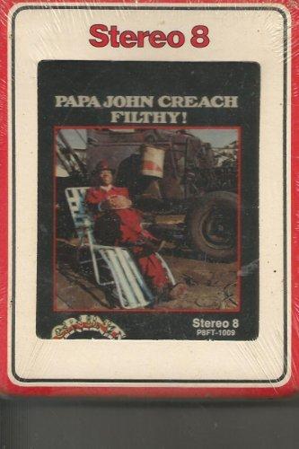 papa-john-creach-filthy-8-track-tape