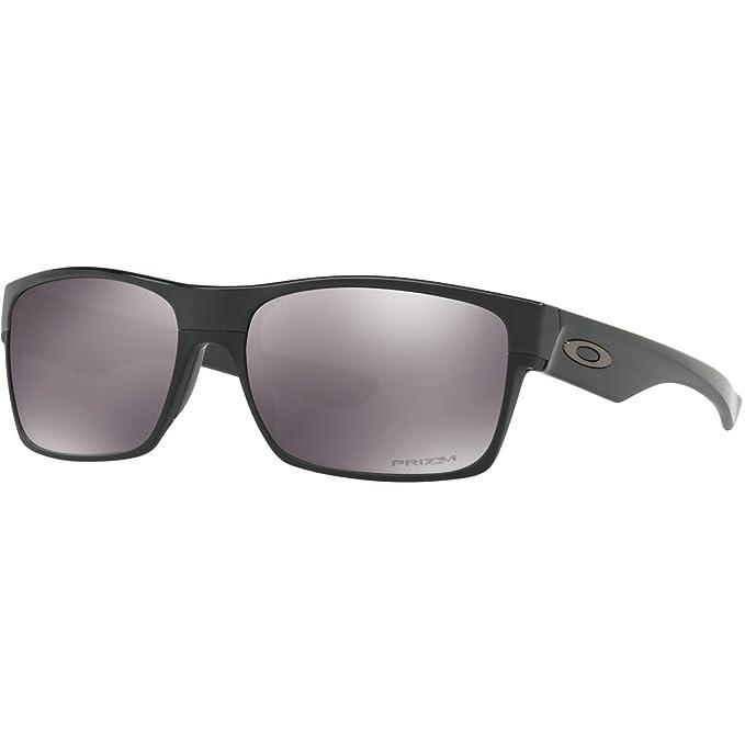 Amazon.com: Oakley de los hombres Twoface rectangular ...