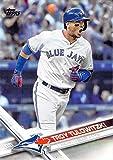 Baseball MLB 2017 Topps #91 Troy Tulowitzki Blue Jays
