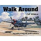 F4F Wildcat Walkaround, Richard Dann, 0897473477