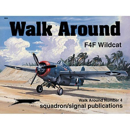 F4F Wildcat - Walk Around No. (F4f 4 Wildcat)
