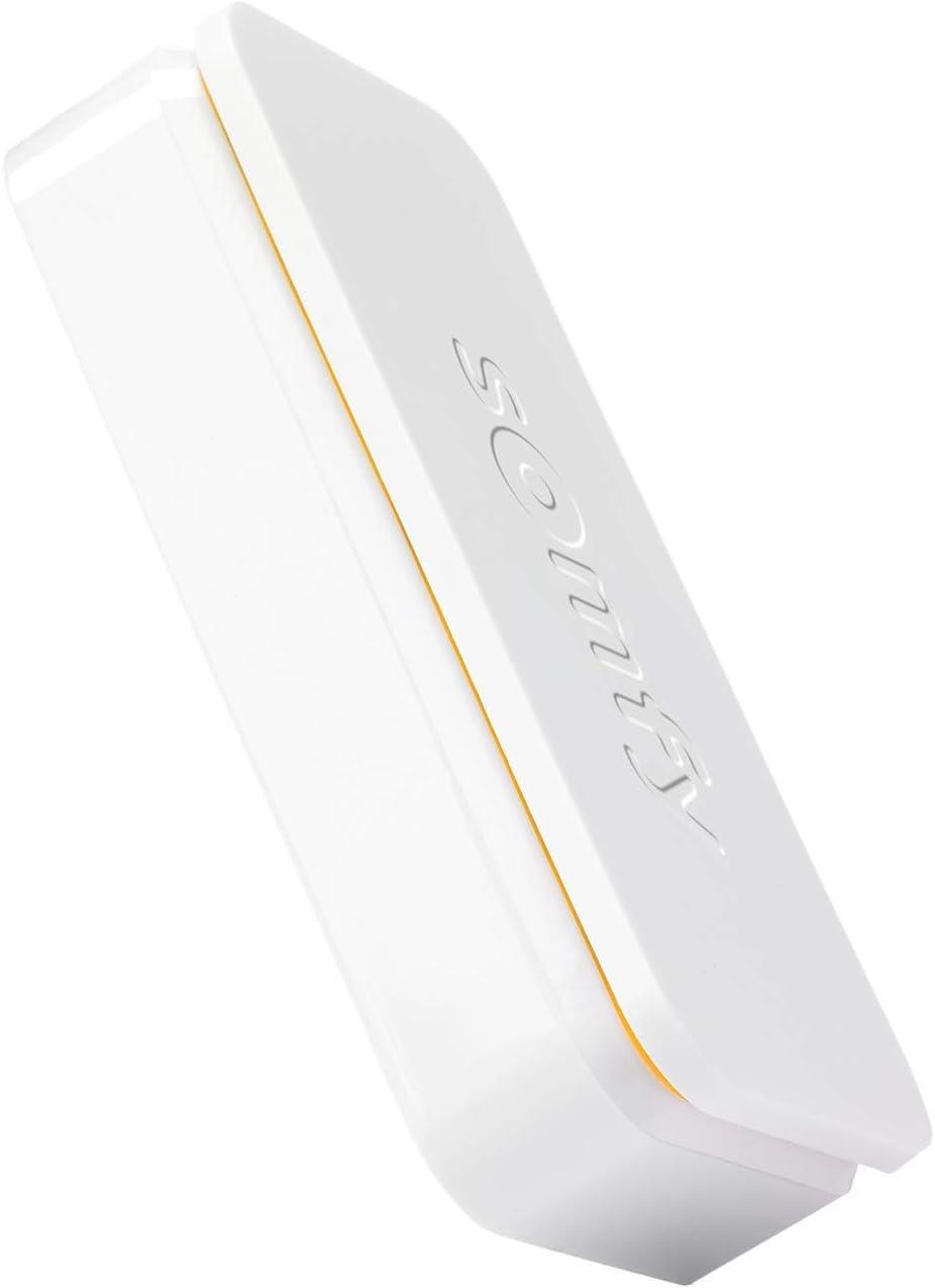 Somfy IntelliTAG | Détecteur auto-protégé de vibration et d'ouverture pour intérieur ou...