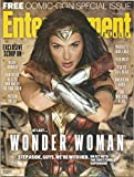 Entertainment Weekly Magazine Comic Con 2016 Special Issue with Wonder Wonder Gal Gadot