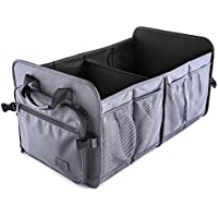 MIU COLOR Car Trunk Storage Organizer Waterproof Collapsible Storage Containers for Car, Truck, SUV