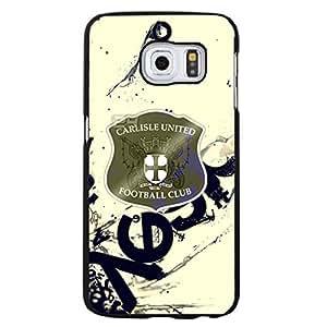 Hipster Carlisle United F.C Phone Case Cover For Samsung Galaxy s6 Edge Plus Carlisle United FC Stylish