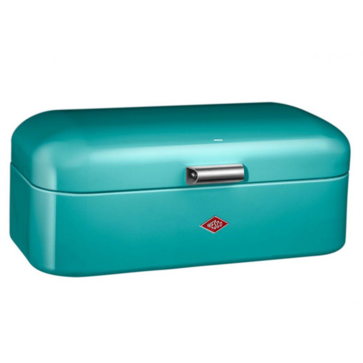 Grandy Storage Box Color: Turquoise by Wesco