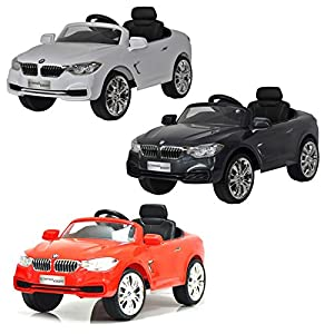 Licensed-BMW-4-Series-12V-Kids-Battery-Powered-Ride-On-Car-3-Colors
